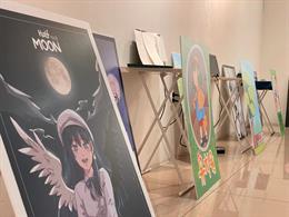 강동대 만화애니메이션콘텐츠과 제 1회 졸업전시회, 1일부터 사흘간 강남역서 개최