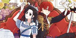 A Royal Princess with Black Hair